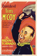 Movie Posters:Western, The Riding Tornado (Columbia, 1932)....