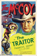 Movie Posters:Western, The Traitor (Puritan Pictures, 1936)....