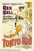 Movie Posters:Western, The Tonto Kid (Resolute Pictures Corp, 1934)....