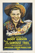 Movie Posters:Western, Sawdust Trail (Universal, 1924)....