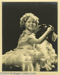 Shirley Temple Portrait (Fox, 1934)