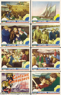 Captains Courageous (MGM, 1937).... (8 items)