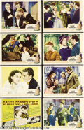 Movie Posters:Drama, David Copperfield (MGM, 1935).... (8 items)
