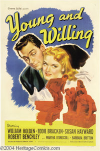 Young and Willing (United Artists, 1943)