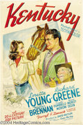 Movie Posters:Romance, Kentucky (20th Century Fox, 1938)....