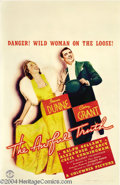 Movie Posters:Comedy, The Awful Truth (Columbia, 1937)....