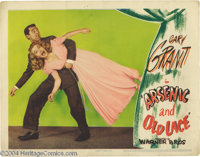 Arsenic and Old Lace (Warner Brothers, 1944).... (2 pieces)