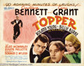 Movie Posters:Comedy, Topper (MGM, 1937)....