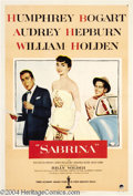 Movie Posters:Romance, Sabrina (Paramount, 1954)....