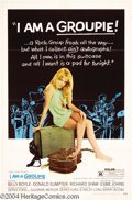 Movie Posters:Rock and Roll, I Am a Groupie (Salon Productions Ltd, 1970)....