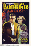 Movie Posters:Drama, The Noose (First National, 1928)....