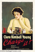 Movie Posters:Drama, Charge It (Equity Pictures Corporation, 1921)....