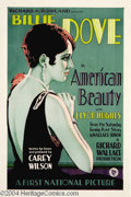 Movie Posters:Romance, American Beauty (First National, 1927)....