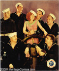 Movie Posters:Comedy, True to the Navy (Paramount, 1930)....