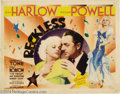 Movie Posters:Drama, Reckless (MGM, 1935)....