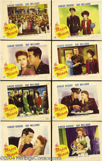 The Major and the Minor (Paramount, 1942).... (8 items)