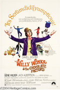 Movie Posters:Fantasy, Willie Wonka and the Chocolate Factory (Paramount, 1971)....
