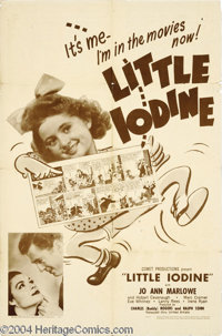 Little Iodine (United Artists, 1946)