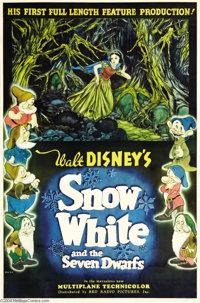 Snow White and the Seven Dwarfs (RKO, 1937)