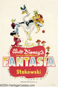 Movie Posters:Animated, Fantasia (RKO, 1940)....