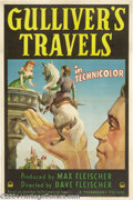 Movie Posters:Animated, Gulliver's Travels (Paramount, 1936)....