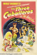 Movie Posters:Animated, The Three Caballeros (RKO, 1944)....