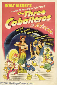 The Three Caballeros (RKO, 1944)