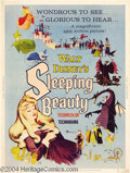 Movie Posters:Animated, Sleeping Beauty (Buena Vista, 1959)....
