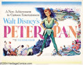 Movie Posters:Animated, Peter Pan (RKO, 1953)....
