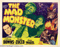 Movie Posters:Horror, The Mad Monster (PRC, 1942)....