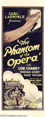 The Phantom of the Opera (Universal, 1925)