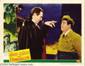 Movie Posters:Horror, Abbott and Costello Meet Frankenstein (Universal, 1948)....