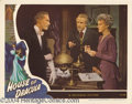 Movie Posters:Horror, House of Dracula (Universal, 1945).... (4 items)