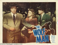 Movie Posters:Horror, The Wolf Man (Realart, R-1948).... (3 items)