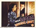 Movie Posters:Horror, Invisible Ghost (Monogram, 1941)....