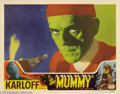 Movie Posters:Horror, The Mummy (Realart, R-1951)....