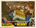 Movie Posters:Horror, The Mummy (Realart, R-1951).... (2 items)