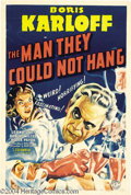 Movie Posters:Horror, The Man They Could Not Hang (Columbia, 1939)....