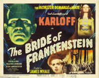 The Bride of Frankenstein (Universal, 1935)