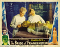 Movie Posters:Horror, The Bride of Frankenstein (Universal, 1935)....