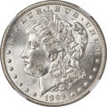Morgan Dollars, 1893-O $1 MS62 NGC....
