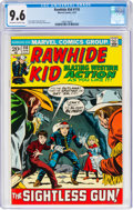 Bronze Age (1970-1979):Western, Rawhide Kid #110 (Marvel, 1973) CGC NM+ 9.6 Off-white to white pages....