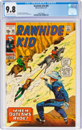 Bronze Age (1970-1979):Western, Rawhide Kid #89 (Marvel, 1971) CGC NM/MT 9.8 Off-white to white pages....