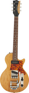 Musical Instruments:Electric Guitars, Circa 2012 Fano SP6 Korina Solid Body Electric Guitar, Serial # 521486.. ...