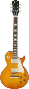 Musical Instruments:Electric Guitars, 2014 Gibson Collectors Choice Les Paul R-9 Sunburst Solid Body Electric Guitar, Serial # CC 17A 011.. ...