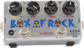 Musical Instruments:Amplifiers, PA, & Effects, 2006 ZVEK Box of Rock Effect Pedal.. ...