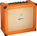 Musical Instruments:Amplifiers, PA, & Effects, Orange Crush 35 LDX Guitar Amplifier, Serial #00002-0211.. ...