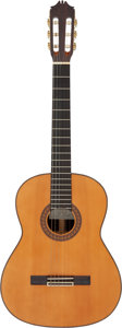 Musical Instruments:Acoustic Guitars, 1981 Hiroshi Tamura Natural Classical Guitar, Serial #P-80.. ...