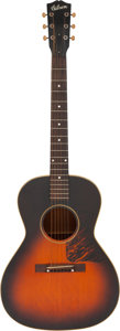 Musical Instruments:Acoustic Guitars, 1942 Gibson L-0 Sunburst Acoustic Guitar, Serial #7211.. ...