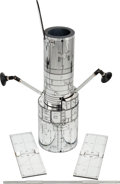 Explorers:Space Exploration, Hubble Space Telescope: Deluxe Model Directly from the Personal Collection of Astronaut Bruce McCandless II....